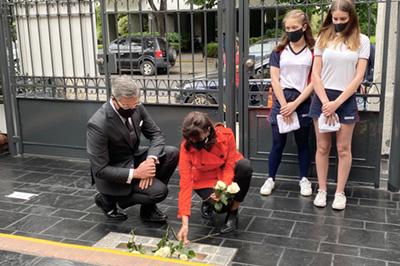 Cultura de la memoria en el Colegio Pestalozzi